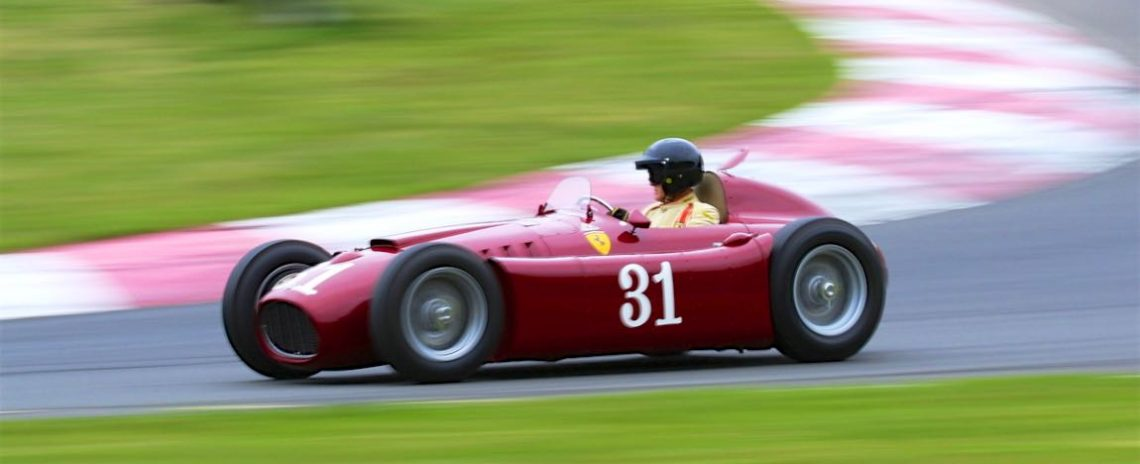Peter Giddings, 1954 Lancia D50A