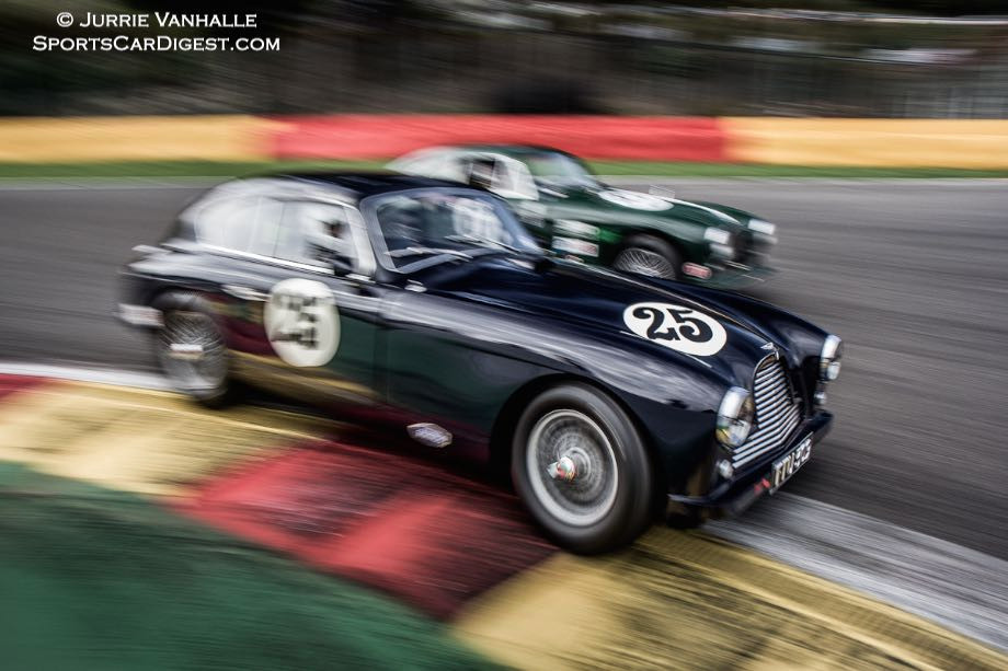 Spa Six Hours 2014 - Woodcote Stirling Moss Trophy