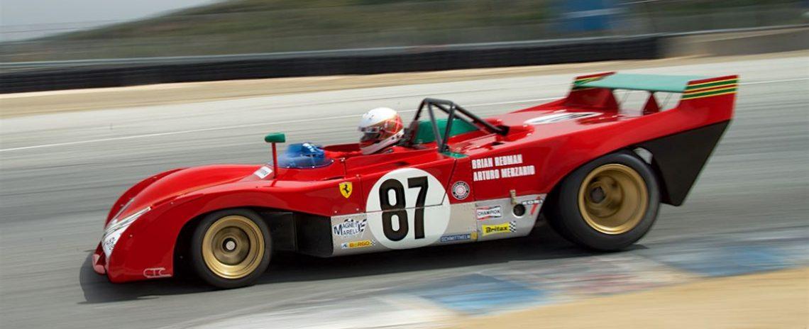 Steven Read - 1972 Ferrari 312PB