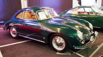 1956 Porsche 356A Coupe, Body by Reutter