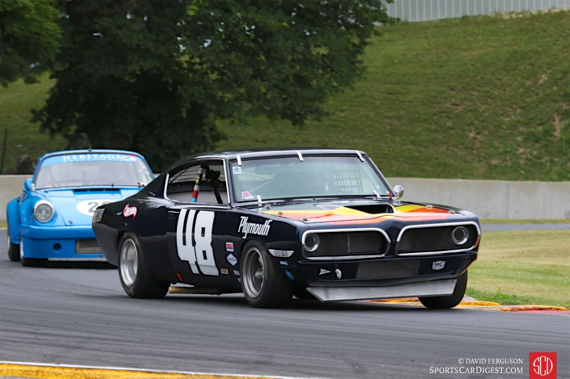 The Hawk At Road America 2016 Photos Results Report