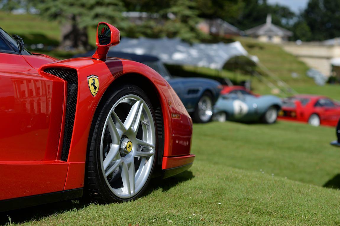 2003 Ferrari Enzo (photo: Rufus Owen)