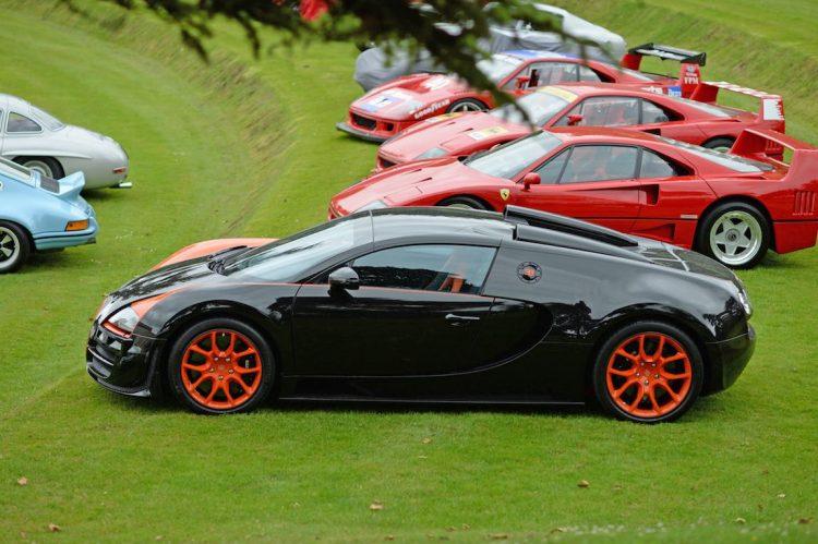 2013 Bugatti Veyron Grand Vitesse Sports Tourer (photo: Rufus Owen)