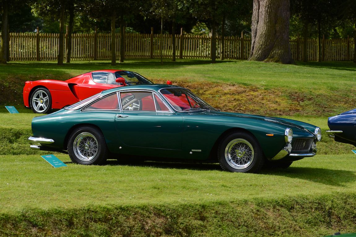1963 Ferrari 250 GT/L 'Lusso' (photo: Rufus Owen)