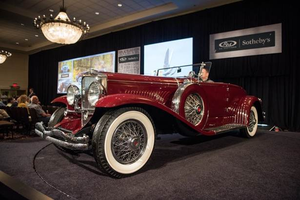 Rm sotheby 39 s motor city 2016 auction results Motor city car auction