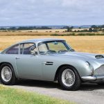 Aston Martin DB4 Trio Offered at 2016 RM Sotheby's London