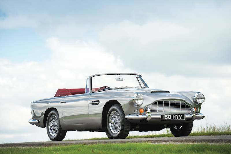 1963 aston martin db4 series v convertible photo tom wood. Cars Review. Best American Auto & Cars Review