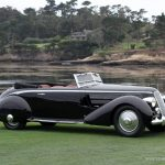 Pebble Beach Concours 2016 – Best of Show Winner