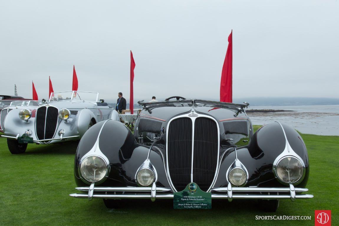 Pebble Beach Concours 2016 Picture Gallery