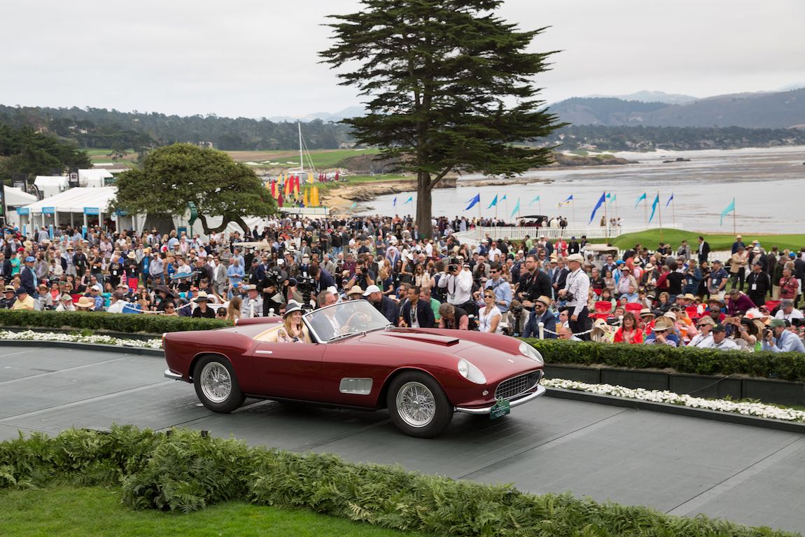 Car Auctions In Maryland >> Pebble Beach Concours 2016 - Class Winners Photo Gallery