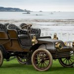 Time-warp 1902 Thomas Wins FIVA Award at Pebble Beach
