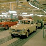 Iconic Volvo Amazon Celebrates 60 Years