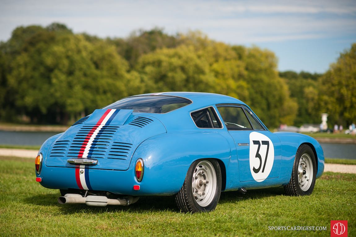 Chantilly Concours d'Elegance 2016 - Photos, Results, Winners