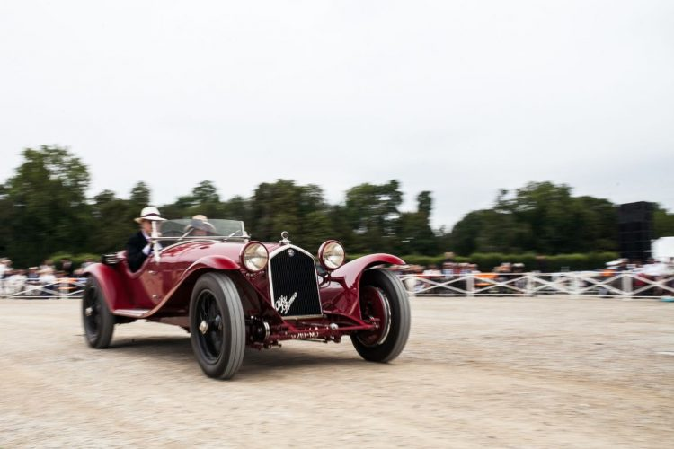 Chantilly Concours d'Elegance 2016