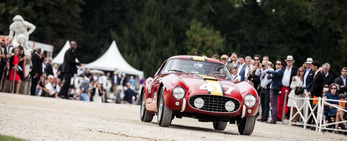 1957 Ferrari 250 GT LWB Berlinetta Competizione Tour de France