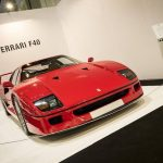 Ferrari Spectacular at 2017 London Classic Car Show