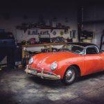 Garage Find Porsche 356 Speedster Offered
