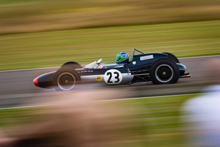 Glover Trophy, Goodwood Revival 2016, Photo: Drew Gibson