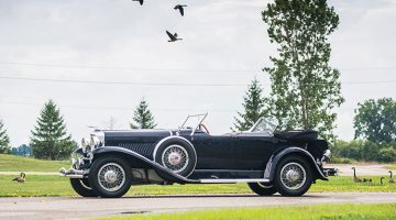1930 Model J Dual-Cowl Phaeton, J-347