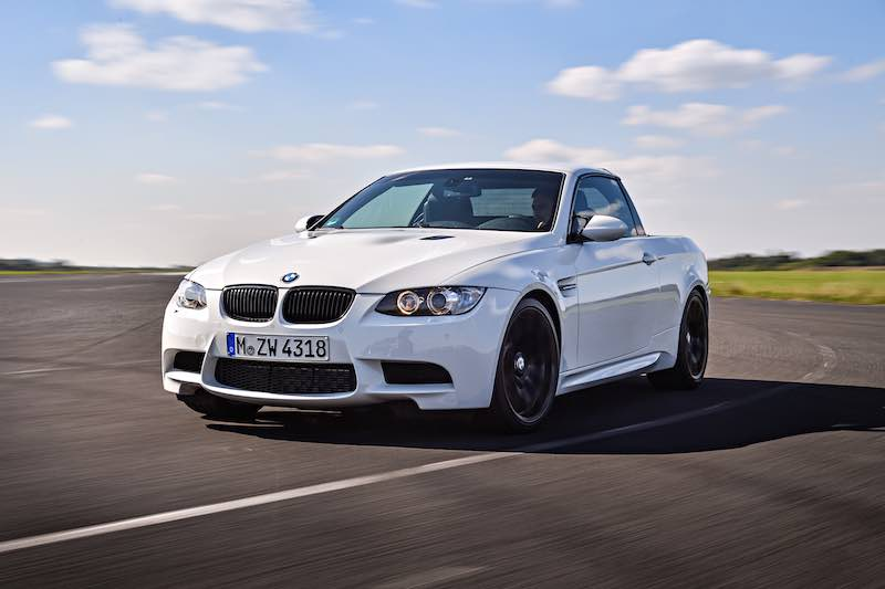 BMW M3 Pickup, concept car 2011 - Sports Car Digest - The Sports ...