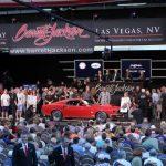 Barrett-Jackson Las Vegas 2016 – Auction Results