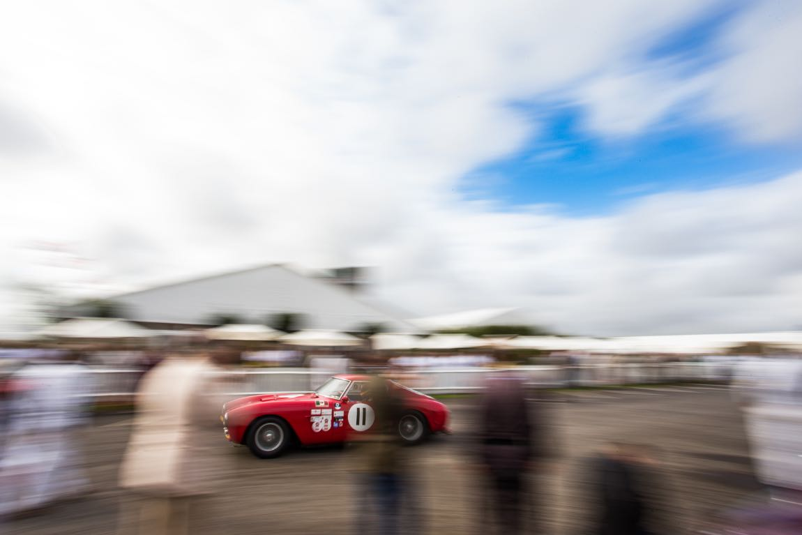 2016 Goodwood Revival 09-11th September 2016 Goodwood Revivial Goodwood, England. Photo: Nick Dungan