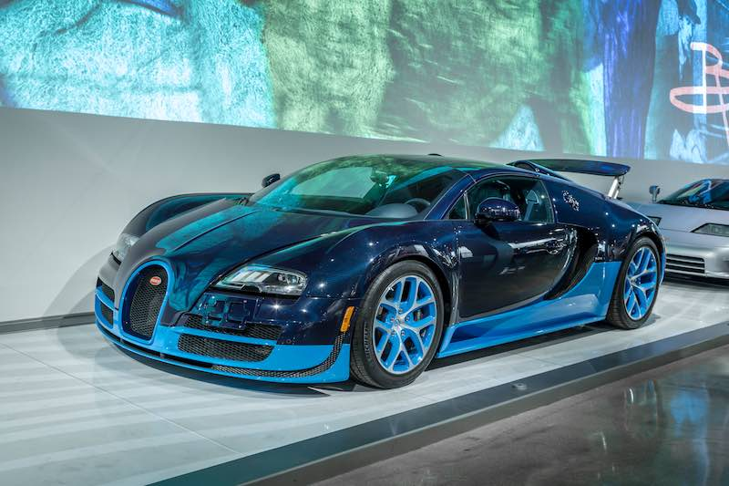art of bugatti exhibition opens at petersen museum. Black Bedroom Furniture Sets. Home Design Ideas