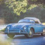 'Timewarp' Porsche Speedster Offered