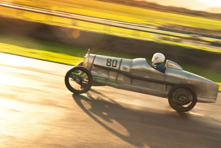 VSCC Goodwood Autumn Sprint 2012