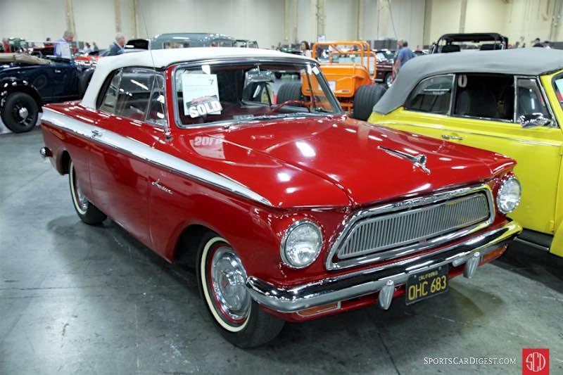 1963 Rambler American 440 Convertible