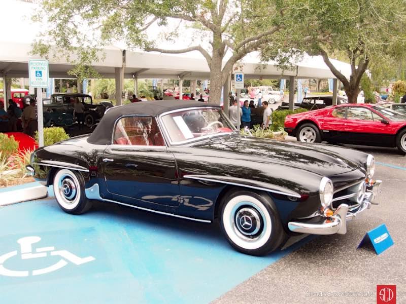 Auctions america hilton head 2016 auction report for Mercedes benz of hilton head