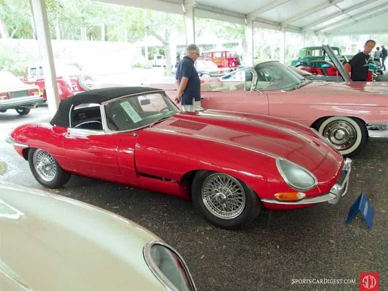 1966 Jaguar XKE SI 4.2 Roadster
