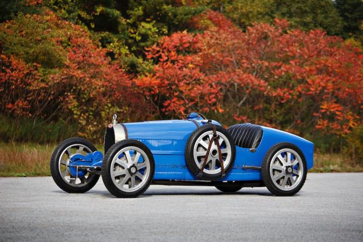 1925 Bugatti Type 35 Grand Prix (photo: Brian Henniker)