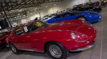 The 1966 Ferrari 275 GTB6C Alloy topped the three-day sale at a final €3,416,000