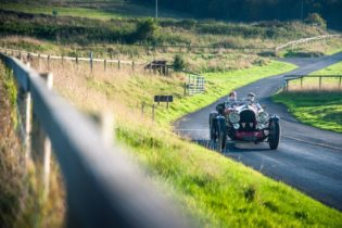 Benjafield's Racing Club Yorkshire Rally (photo: Jayson Fong)