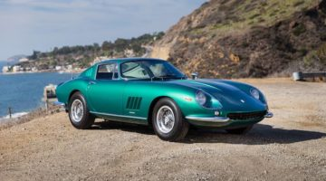 1967 Ferrari 275 GTB/4 (photo: Mike Maez)