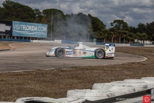 Too much loud pedal,05 Audi R8 LMP, Smith/Wallace