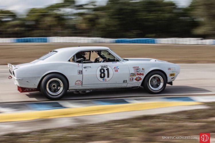 67 Chevy Camaro, Beighton