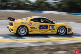00 Ferrari 360 Modena Challenge, Marlin/Argetsinger