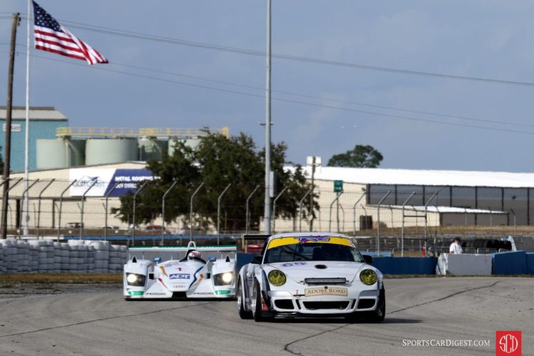 Don Ondrejcak, 07 Porsche 997 Cup