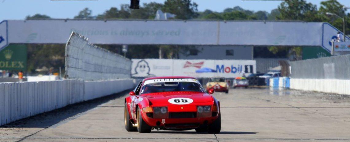 Jochen Mass/George Tuma, 69 Ferrari GTB/4