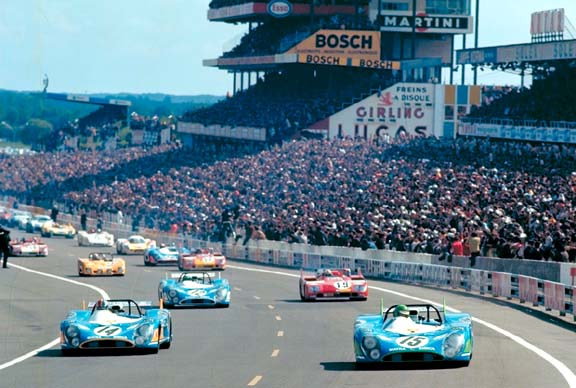 1972 24 hours of le mans race profile and photo gallery. Black Bedroom Furniture Sets. Home Design Ideas