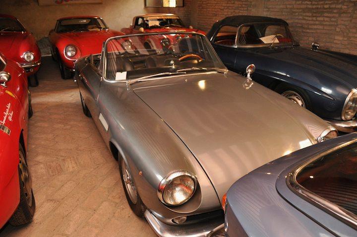 ASA 1000 GT Spider