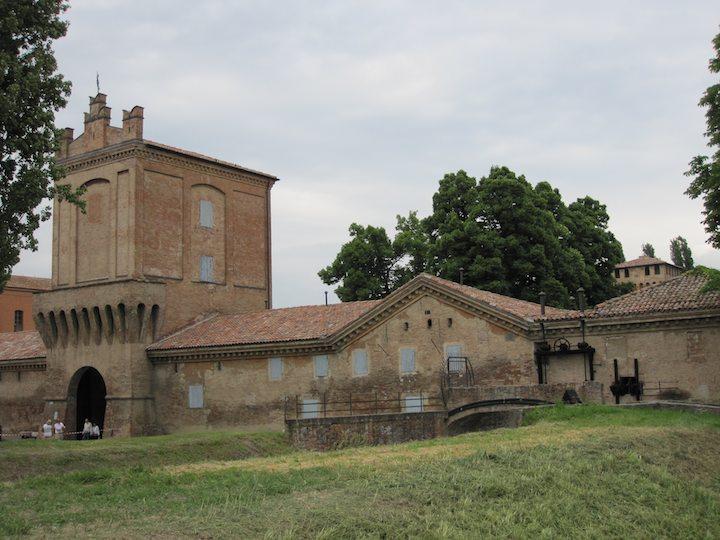 Castello di Panzano Castelfranco Emilia