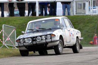 Triumph 25pi of Brian Culcheth