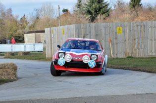 Ex-Works Triumph TR7 V8
