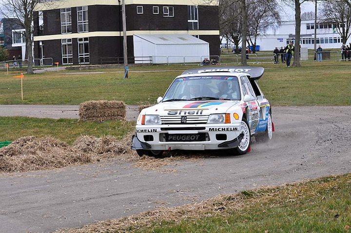Peugeot 205 T16 Evo