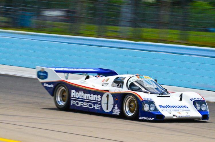 Johan Woerheide - 1986 Porsche 962