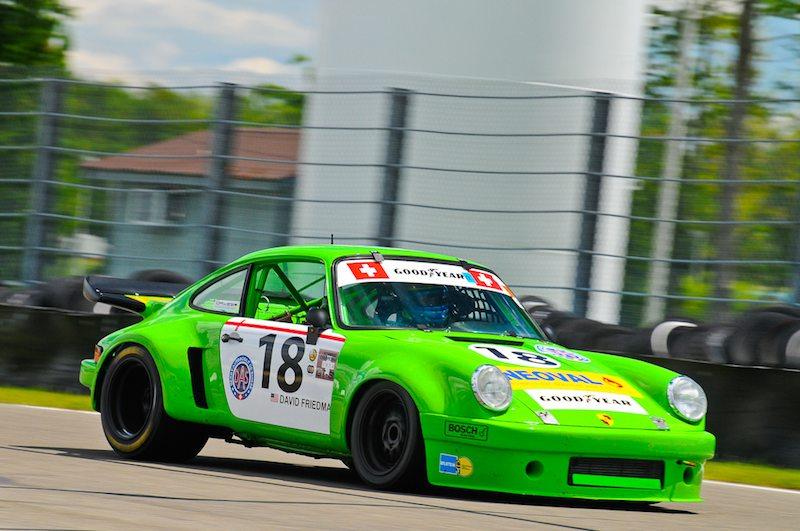 David Friedman - 1974 Porsche 911 RSR