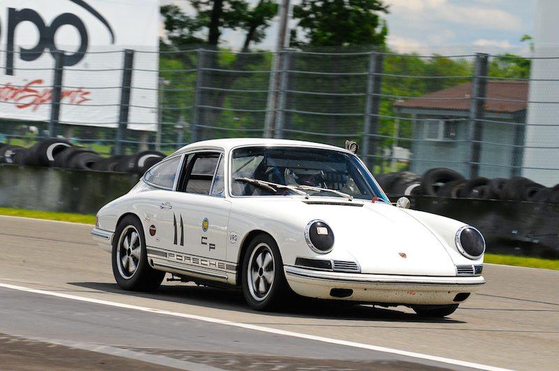 Rob Hurley - 1966 Porsche 911